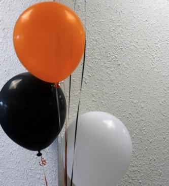Ballongutdelning